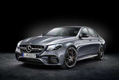 Ra mat 'sieu sedan' Mercedes AMG E 63 2017 nhanh tua sieu xe - Anh 12