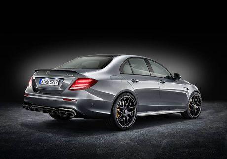 Ra mat 'sieu sedan' Mercedes AMG E 63 2017 nhanh tua sieu xe - Anh 13