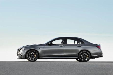 Ra mat 'sieu sedan' Mercedes AMG E 63 2017 nhanh tua sieu xe - Anh 5