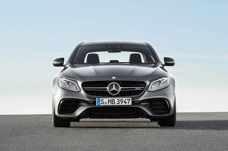 Ra mat 'sieu sedan' Mercedes AMG E 63 2017 nhanh tua sieu xe - Anh 6