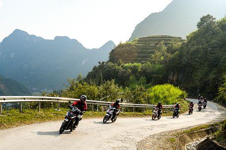 Hanh trinh chinh phuc Ha Giang cung Honda Winner - Anh 9
