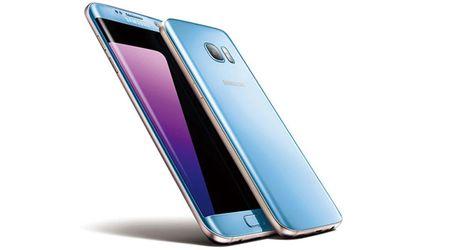 Galaxy S7 edge xanh san ho len ke Viet ngay 3/11 - Anh 1