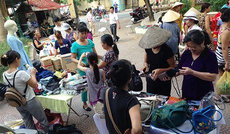 Nguoi tieu dung, doanh nghiep hao hung voi ngay hoi hang Viet Nam - Anh 1
