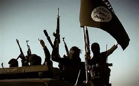 The gioi ngay qua: IS su dung 10.000 nguoi dan Iraq lam 'la chan song' - Anh 5