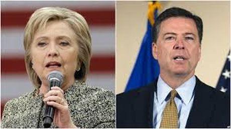 FBI lai dieu tra email cua Hillary, Trump keu goi huy bau cu - Anh 1