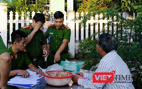 Da Nang: Phat hien han the trong cha Muoi Thao - Anh 1
