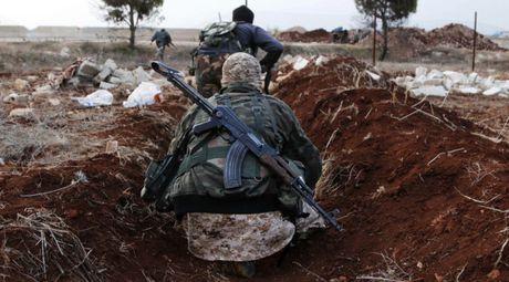 Chien su Syria: Phien quan ac chien pha vay Aleppo - Anh 1