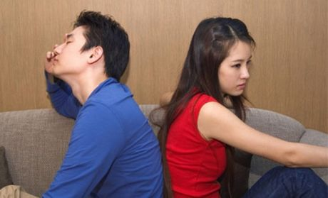 Chong co tinh luom thuom de lam xau mat vo - Anh 1