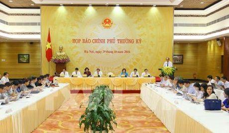 Thu truong Vu Thi Mai: Von hoa thi truong chung khoan dat 40% GDP - Anh 1