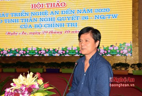 Cac doanh nghiep mong muon khoi nghiep ben vung o Nghe An - Anh 3