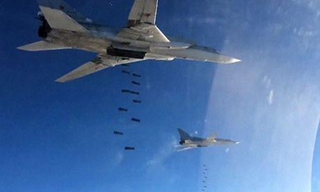 Putin tu choi noi lai khong kich o Aleppo - Anh 1