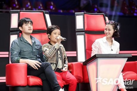 Chung ket The Voice Kids 2016: Cho doi su dot pha cua Top 4! - Anh 16