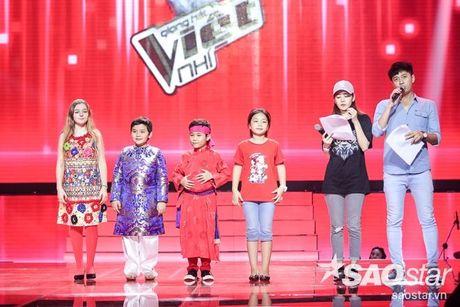 Chung ket The Voice Kids 2016: Cho doi su dot pha cua Top 4! - Anh 1