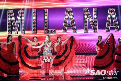 Milana - Thien than Nga may man nhat cua team Vu Cat Tuong - Anh 1