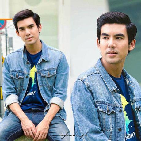 Kham pha profile cua cap doi Nui - Den trong phim Thai '24h Yeu' - Anh 2