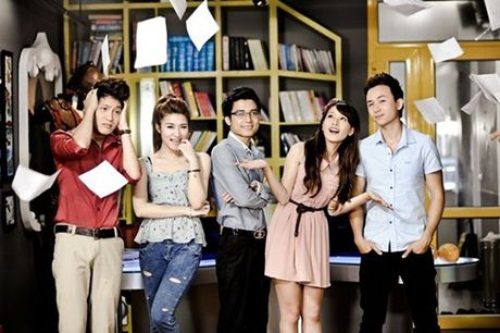 Sitcom 5s Online bat ngo noi loi 'tam biet khan gia' - Anh 1