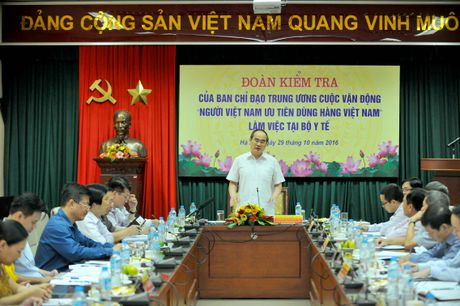 Dung thuoc noi hay khong la do thay thuoc - Anh 1