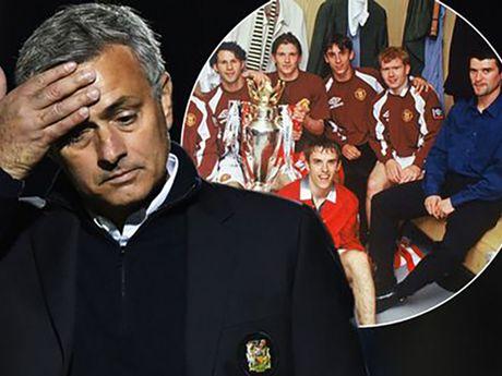 Jose Mourinho: 'Toi can thoi gian o MU' - Anh 1