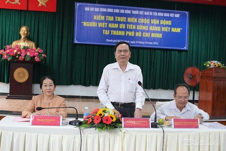 Nang cao nhan thuc ve hang Viet doi voi nguoi dan - Anh 1