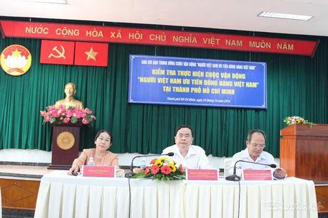 Nang cao nhan thuc ve hang Viet doi voi nguoi dan - Anh 3