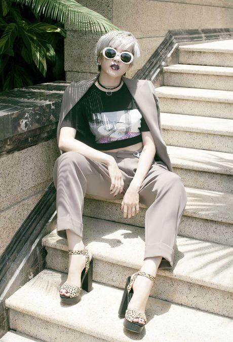 Thieu Bao Tram goi y trang phuc cho ban gai ca tinh - Anh 4