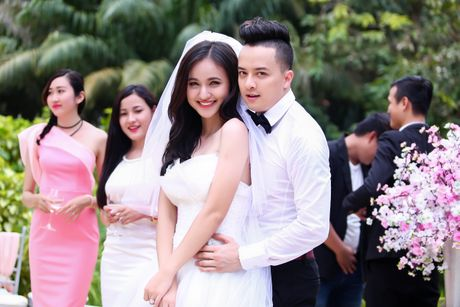 Cao Thai Son tinh cam voi hot girl Can Tho trong MV - Anh 1