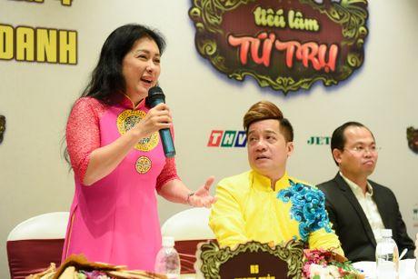 Hong Van, Minh Nhi nhan cat-xe ngang nhau o game show - Anh 2