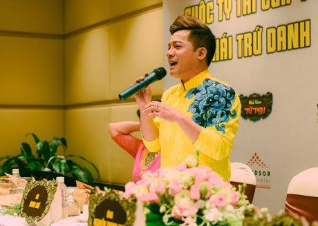 Hong Van, Minh Nhi nhan cat-xe ngang nhau o game show - Anh 3