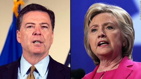Vi sao FBI muon dieu tra lai ba Clinton vao luc nay? - Anh 1