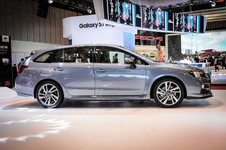 Subaru Levorg - xe 5 cho gia gan 1,5 ty tai Viet Nam - Anh 1