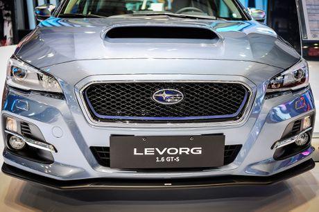 Subaru Levorg - xe 5 cho gia gan 1,5 ty tai Viet Nam - Anh 2