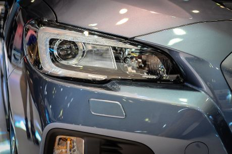 Subaru Levorg - xe 5 cho gia gan 1,5 ty tai Viet Nam - Anh 3