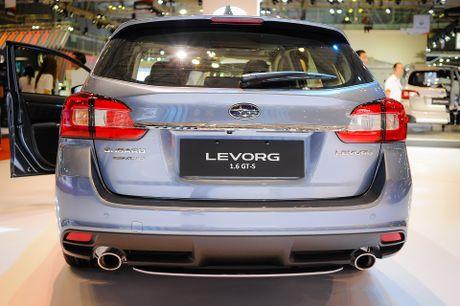Subaru Levorg - xe 5 cho gia gan 1,5 ty tai Viet Nam - Anh 4