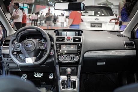 Subaru Levorg - xe 5 cho gia gan 1,5 ty tai Viet Nam - Anh 5