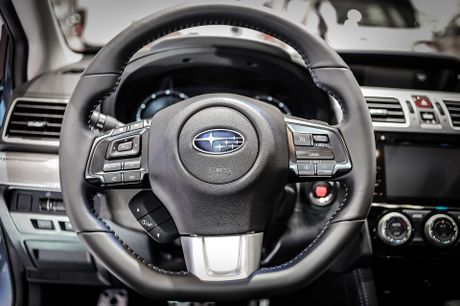 Subaru Levorg - xe 5 cho gia gan 1,5 ty tai Viet Nam - Anh 6