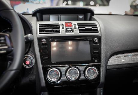 Subaru Levorg - xe 5 cho gia gan 1,5 ty tai Viet Nam - Anh 8