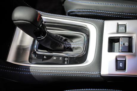 Subaru Levorg - xe 5 cho gia gan 1,5 ty tai Viet Nam - Anh 9