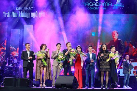 Thanh Lam, Ha Tran thon thuc 'Trai tim khong ngu yen' - Anh 5
