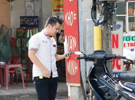 TTGT Da Nang mat phuc, bat nong 2 xe HAV don khach le - Anh 4