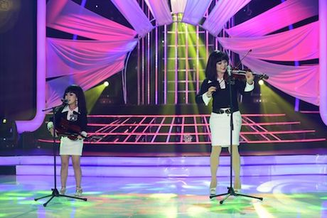 Guong mat than quen nhi: Gianh 100 trieu nhung Minh Chien – Ha Thuy Anh van 'doi so' - Anh 3
