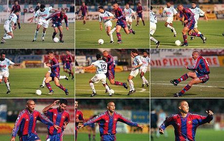 CAP NHAT sang 29/10: Mourinho: 'Thua 0-4 con hon la thua 4 tran 0-1'. Ronaldo 'beo' khien Barca chanh long - Anh 5