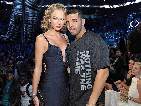 Drake gioi thieu Taylor Swift voi gia dinh nhung khong nhan duoc dong tinh - Anh 1