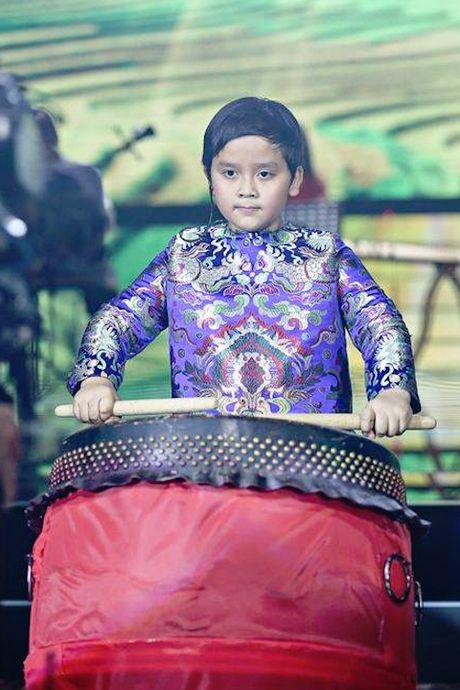 Nhat Minh bat ngo gianh Quan quan Giong hat Viet Nhi 2016; Thuy Binh thua dang tiec - Anh 7