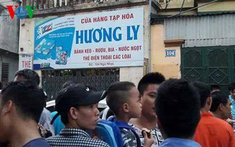 Xac dinh danh tinh ten cuop cua co chu nha o Ha Noi - Anh 1