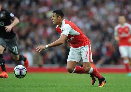 Doi hinh manh me de Arsenal 'bat nat' Sunderland - Anh 11