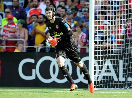 Doi hinh manh me de Arsenal 'bat nat' Sunderland - Anh 1