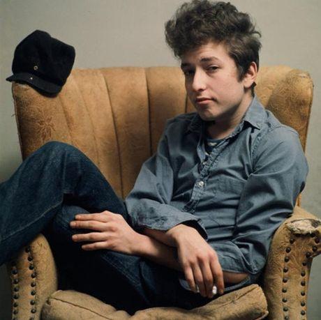 Bob Dylan lan dau tien len tieng ve giai Nobel Van hoc - Anh 3