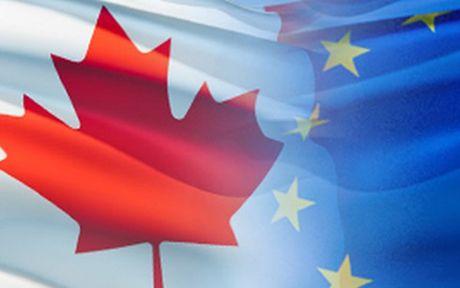 EU thong nhat thong qua quyet dinh ky ket CETA - Anh 1