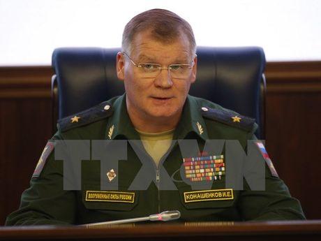 Tuong Nga doi My xin loi ve vu may ap sat nguy hiem o Syria - Anh 1
