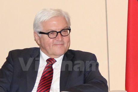 Bo truong Ngoai giao Steinmeier danh gia cao quan he Viet Nam-Duc - Anh 3